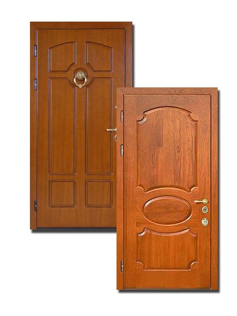 металлическая дверь стандартная комплектация