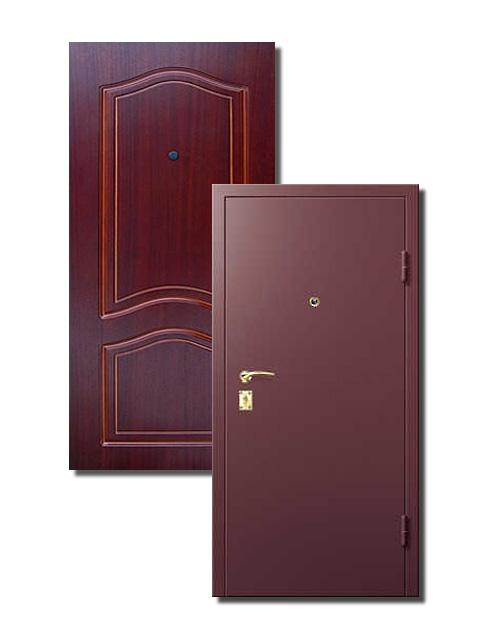 дверь стальная антивандальная